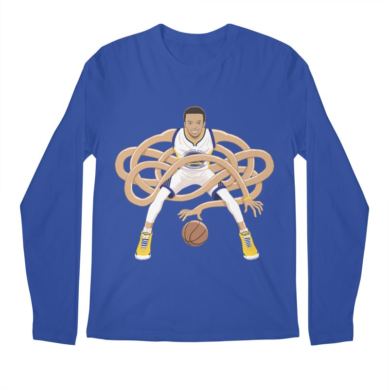Gnarly Curry Men's Regular Longsleeve T-Shirt by dukenny's Artist Shop