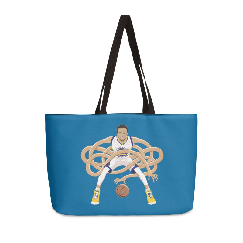 Gnarly Curry Accessories Weekender Bag Bag by dukenny's Artist Shop