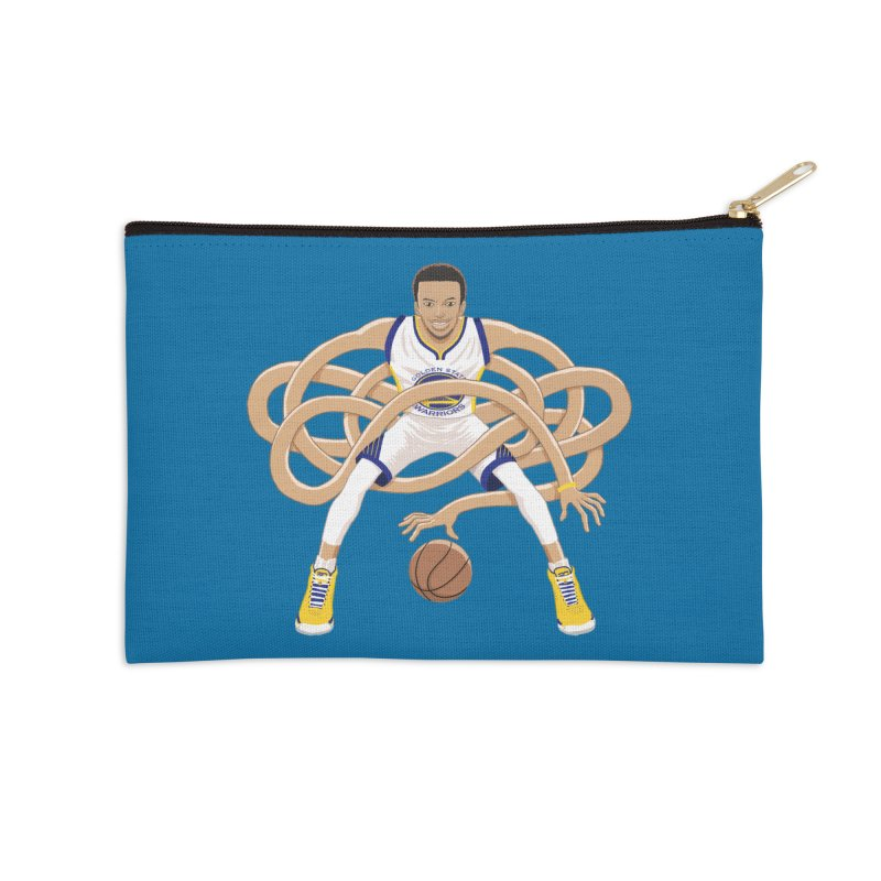 Gnarly Curry Accessories Zip Pouch by dukenny's Artist Shop