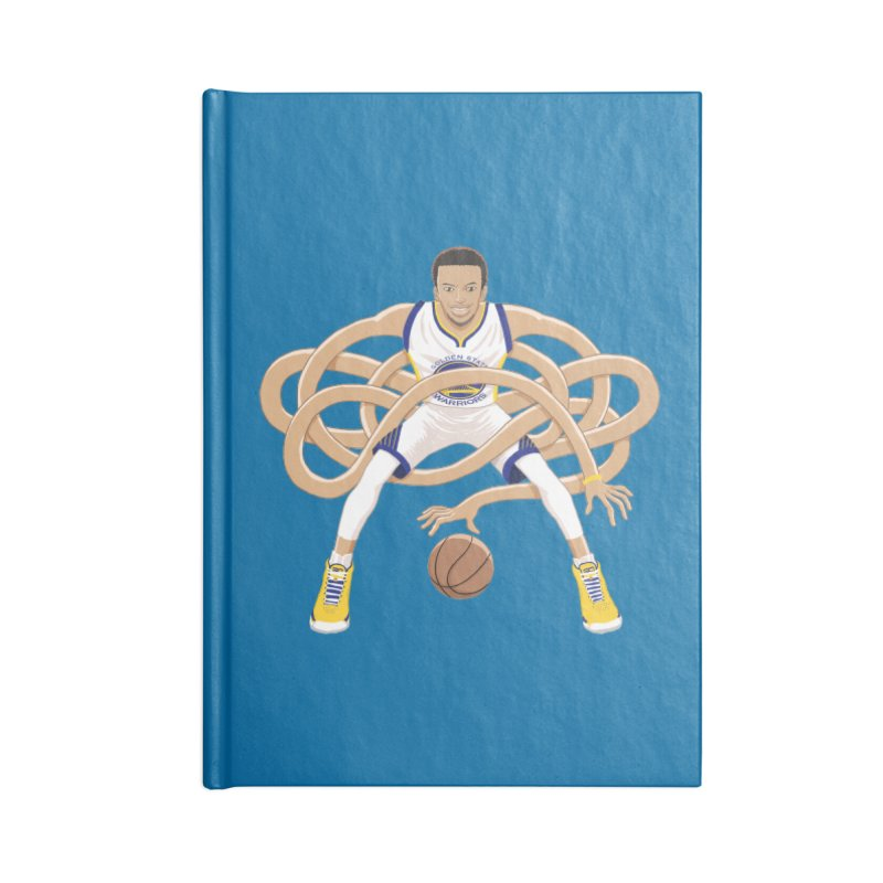 Gnarly Curry Accessories Blank Journal Notebook by dukenny's Artist Shop