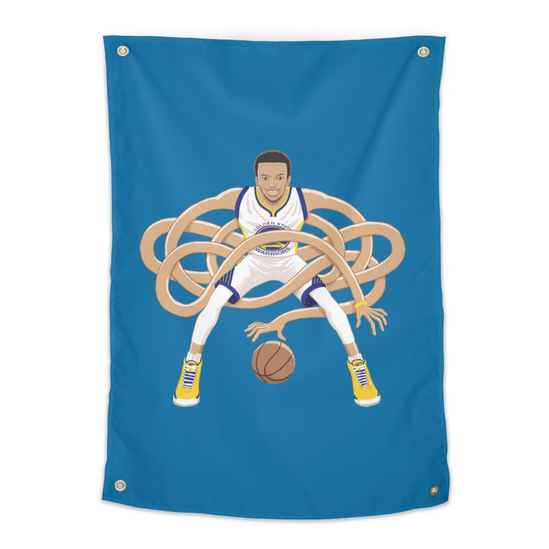 Gnarly Curry Home Tapestry by dukenny's Artist Shop