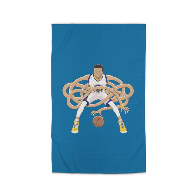 Gnarly Curry Home Rug by dukenny's Artist Shop