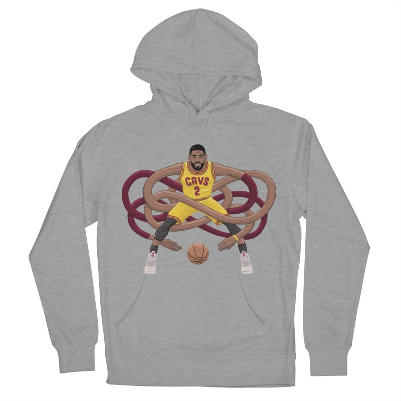 Gnarly Kyrie Women's Pullover Hoody by dukenny's Artist Shop