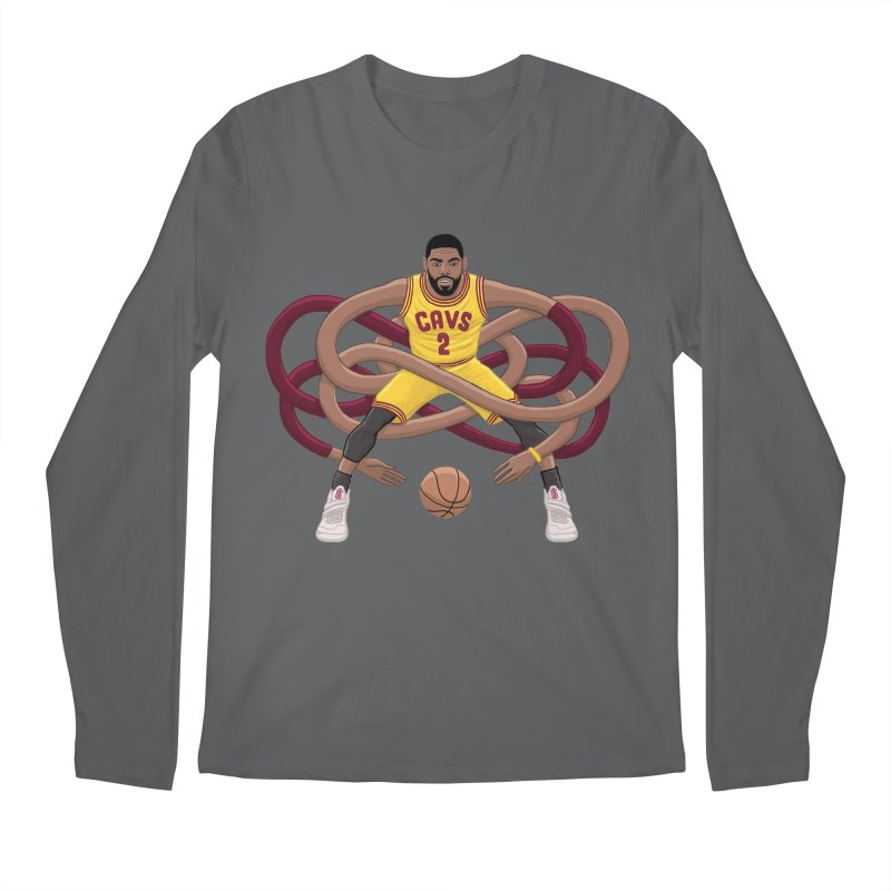 Gnarly Kyrie Men's Longsleeve T-Shirt by dukenny's Artist Shop