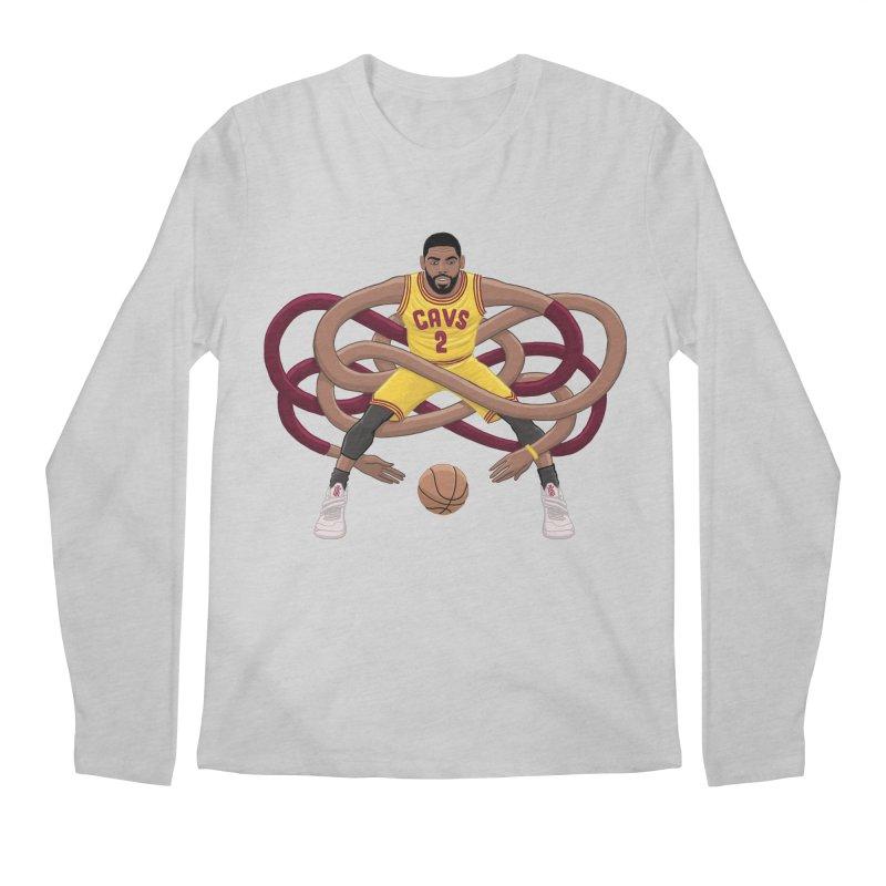 Gnarly Kyrie Men's Longsleeve T-Shirt by dukenny's Artist Shop
