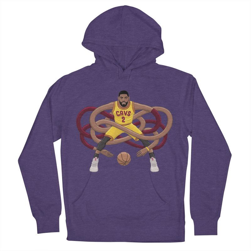 Gnarly Kyrie Women's French Terry Pullover Hoody by dukenny's Artist Shop