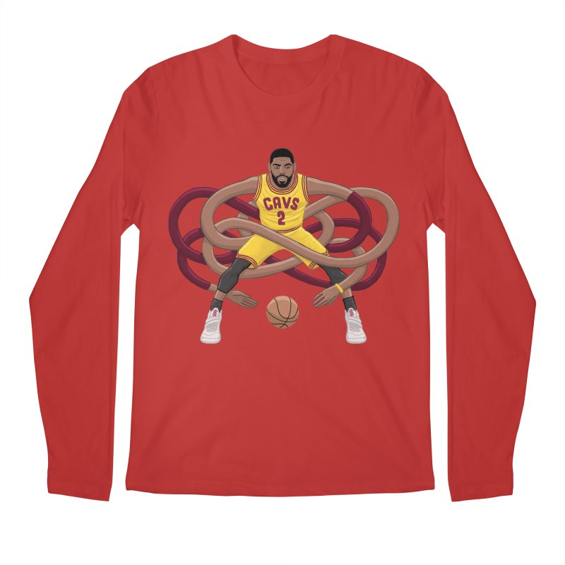 Gnarly Kyrie Men's Regular Longsleeve T-Shirt by dukenny's Artist Shop