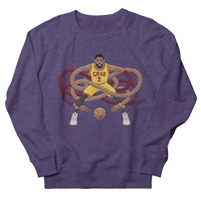 Gnarly Kyrie Women's French Terry Sweatshirt by dukenny's Artist Shop