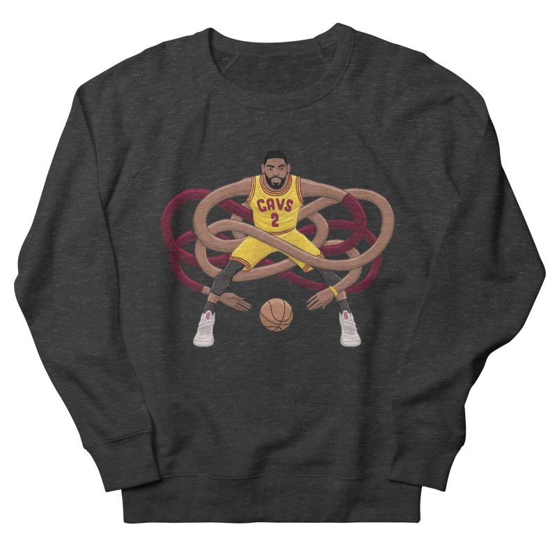 Gnarly Kyrie Men's French Terry Sweatshirt by dukenny's Artist Shop