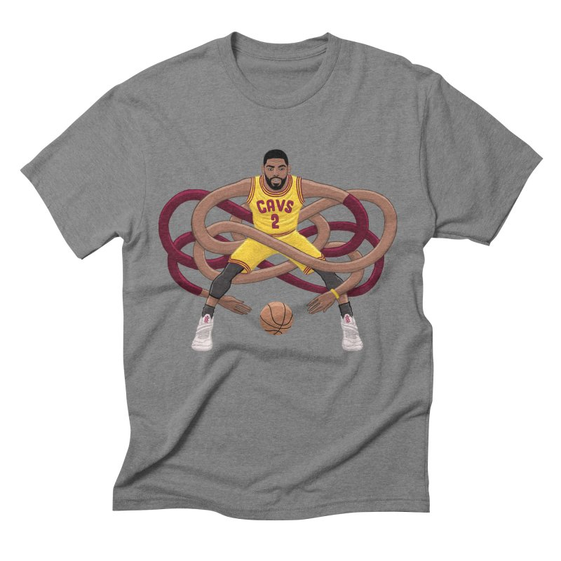 Gnarly Kyrie Men's Triblend T-Shirt by dukenny's Artist Shop