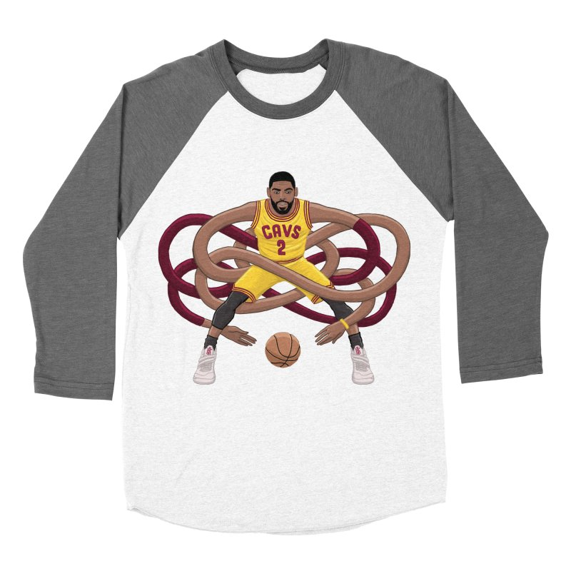 Gnarly Kyrie Women's Longsleeve T-Shirt by dukenny's Artist Shop