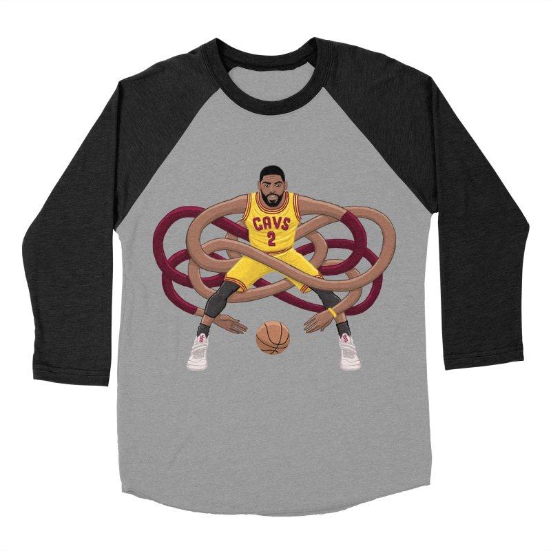 Gnarly Kyrie Men's Baseball Triblend T-Shirt by dukenny's Artist Shop