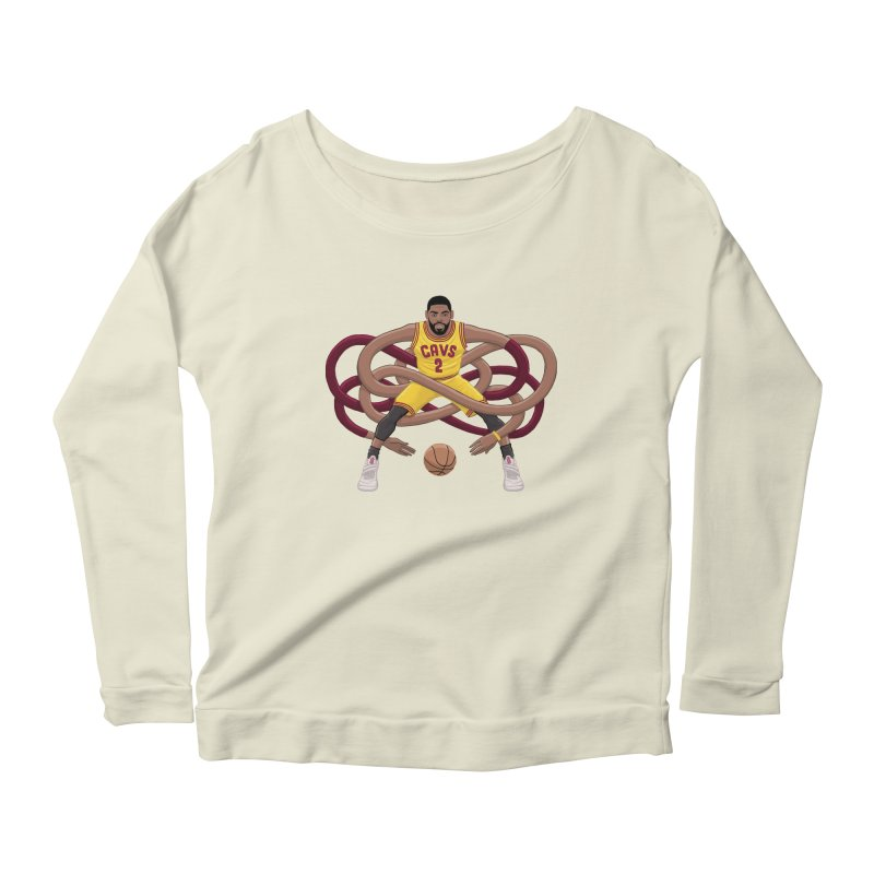 Gnarly Kyrie Women's Scoop Neck Longsleeve T-Shirt by dukenny's Artist Shop