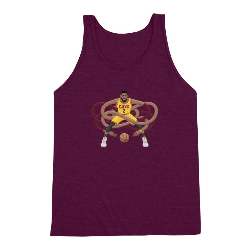 Gnarly Kyrie Men's Triblend Tank by dukenny's Artist Shop