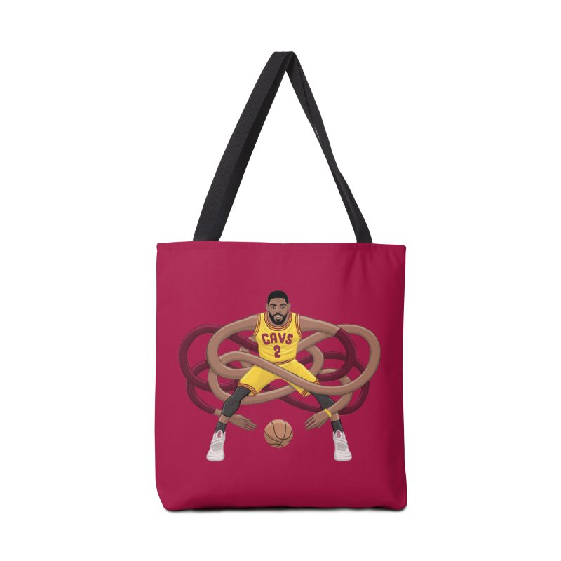 Gnarly Kyrie Accessories Bag by dukenny's Artist Shop