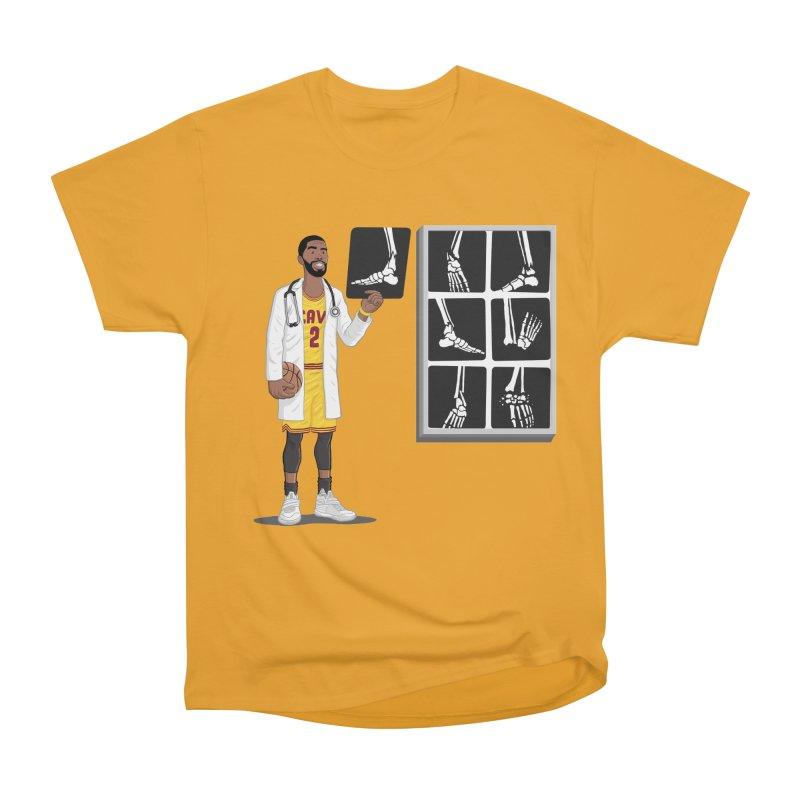 Doc AnkleBreaker Men's Heavyweight T-Shirt by dukenny's Artist Shop