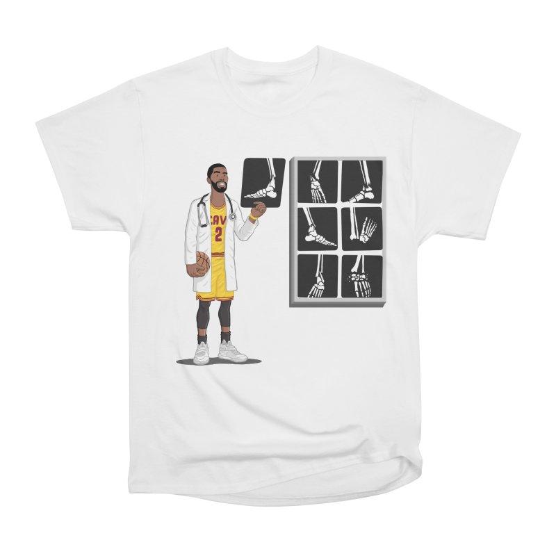 Doc AnkleBreaker Women's Heavyweight Unisex T-Shirt by dukenny's Artist Shop