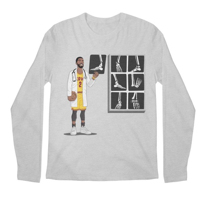 Doc AnkleBreaker Men's Regular Longsleeve T-Shirt by dukenny's Artist Shop