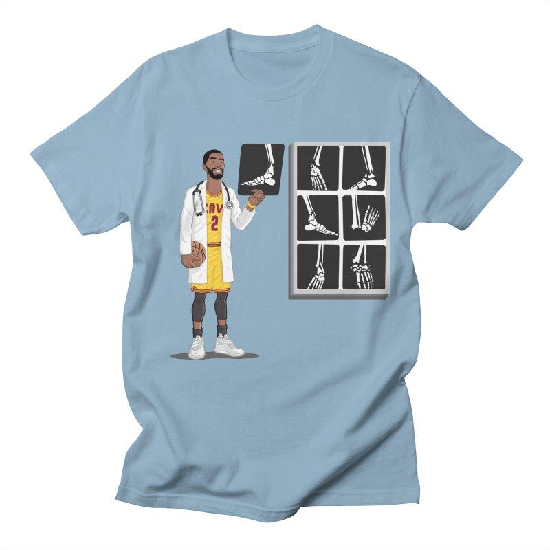 Doc AnkleBreaker Men's Regular T-Shirt by dukenny's Artist Shop