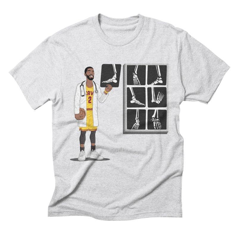 Doc AnkleBreaker Men's Triblend T-Shirt by dukenny's Artist Shop