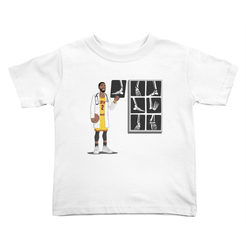Doc AnkleBreaker Kids Toddler T-Shirt by dukenny's Artist Shop