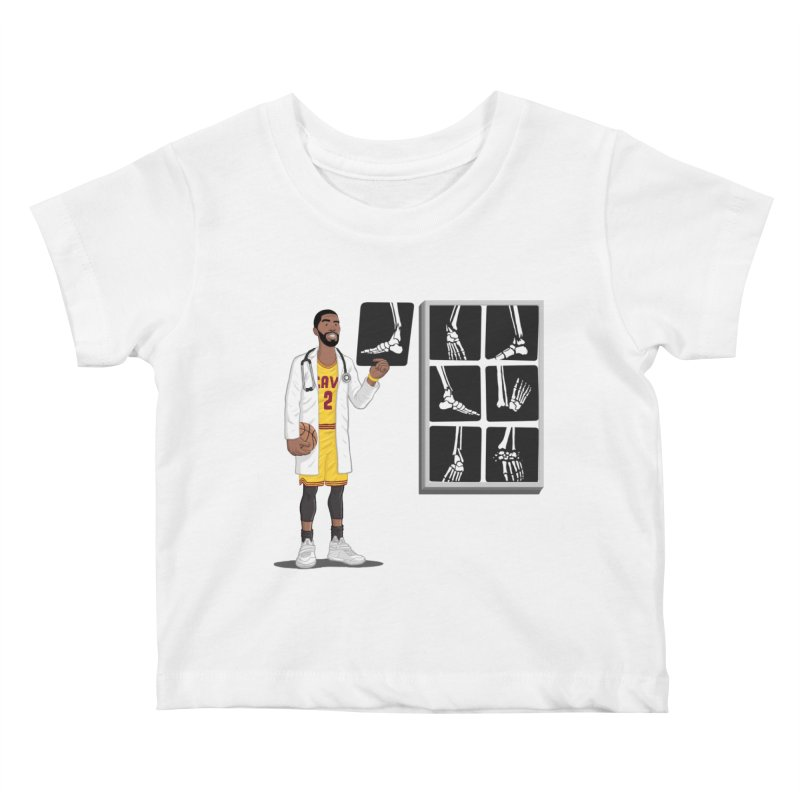 Doc AnkleBreaker Kids Baby T-Shirt by dukenny's Artist Shop