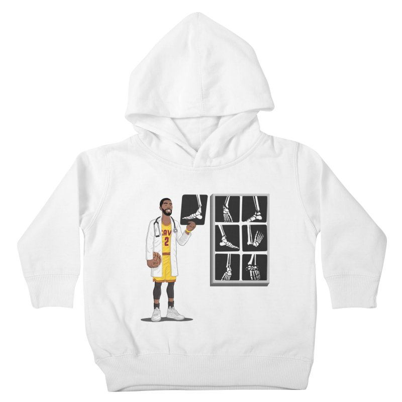 Doc AnkleBreaker Kids Toddler Pullover Hoody by dukenny's Artist Shop