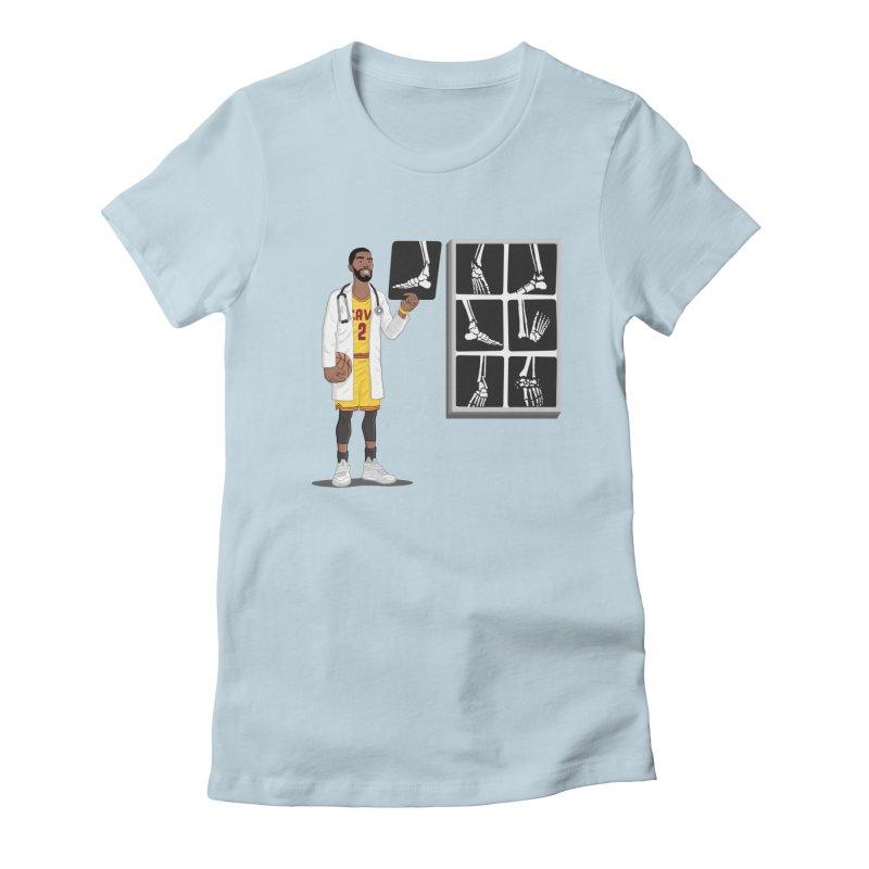 Doc AnkleBreaker Women's T-Shirt by dukenny's Artist Shop
