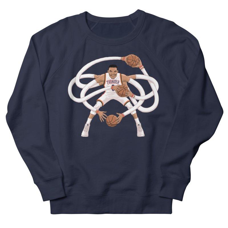 "Russell ""Mr. Triple Double"" Westbrook - Home kit Women's French Terry Sweatshirt by dukenny's Artist Shop"