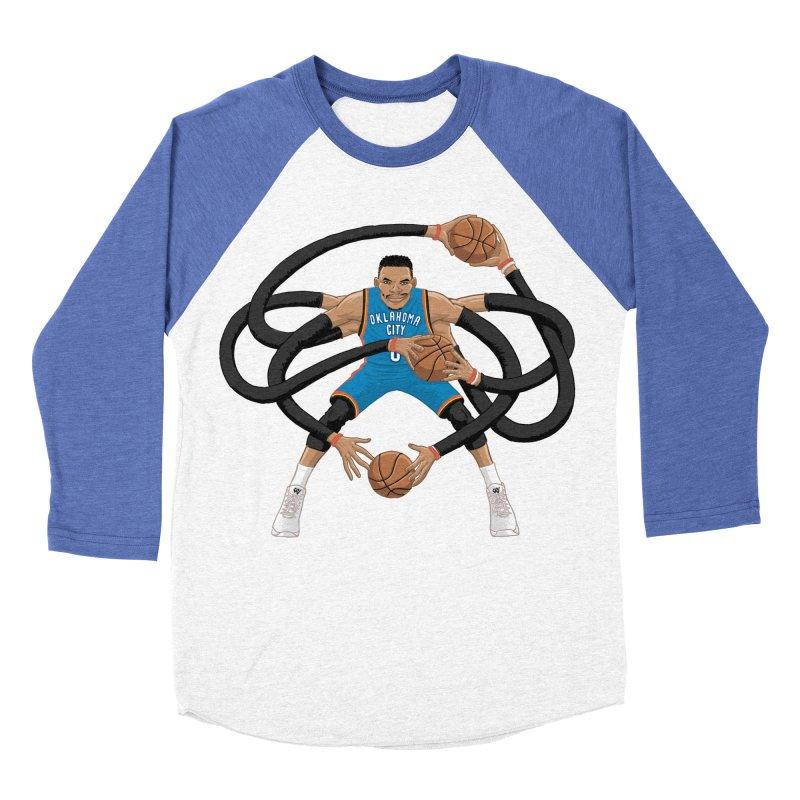"""Russell """"Mr. Triple Double"""" Westbrook - road kit Men's  by dukenny's Artist Shop"""