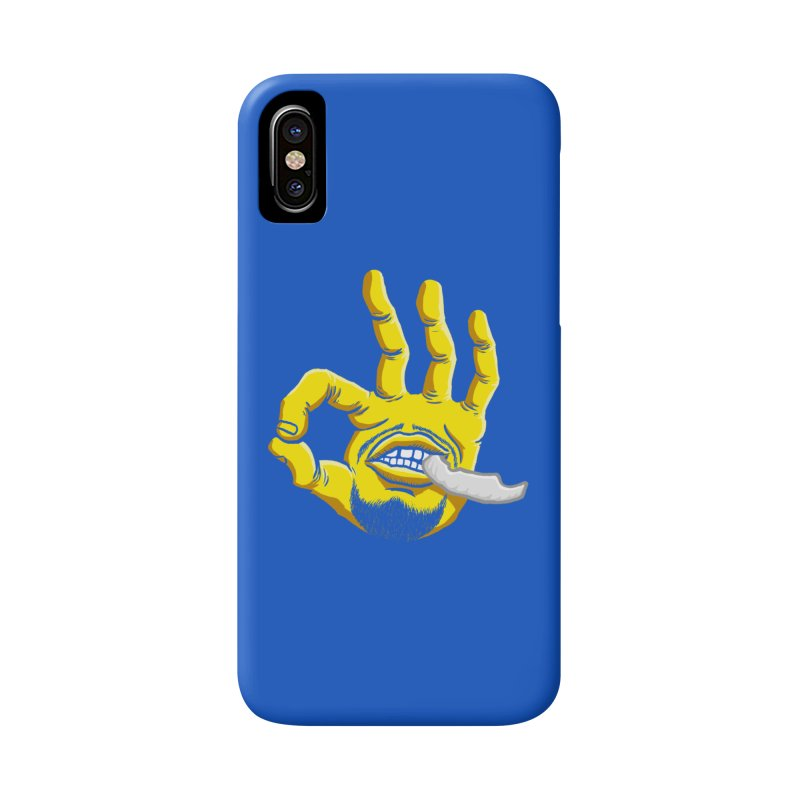 Curry Hand Accessories Phone Case by dukenny's Artist Shop