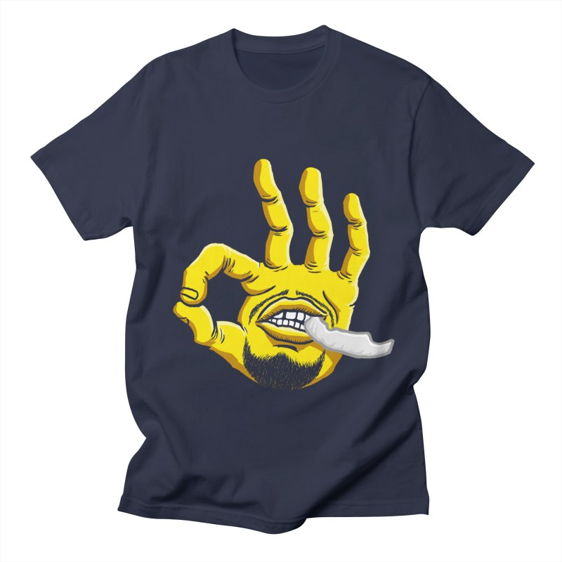 Curry Hand Women's Regular Unisex T-Shirt by dukenny's Artist Shop
