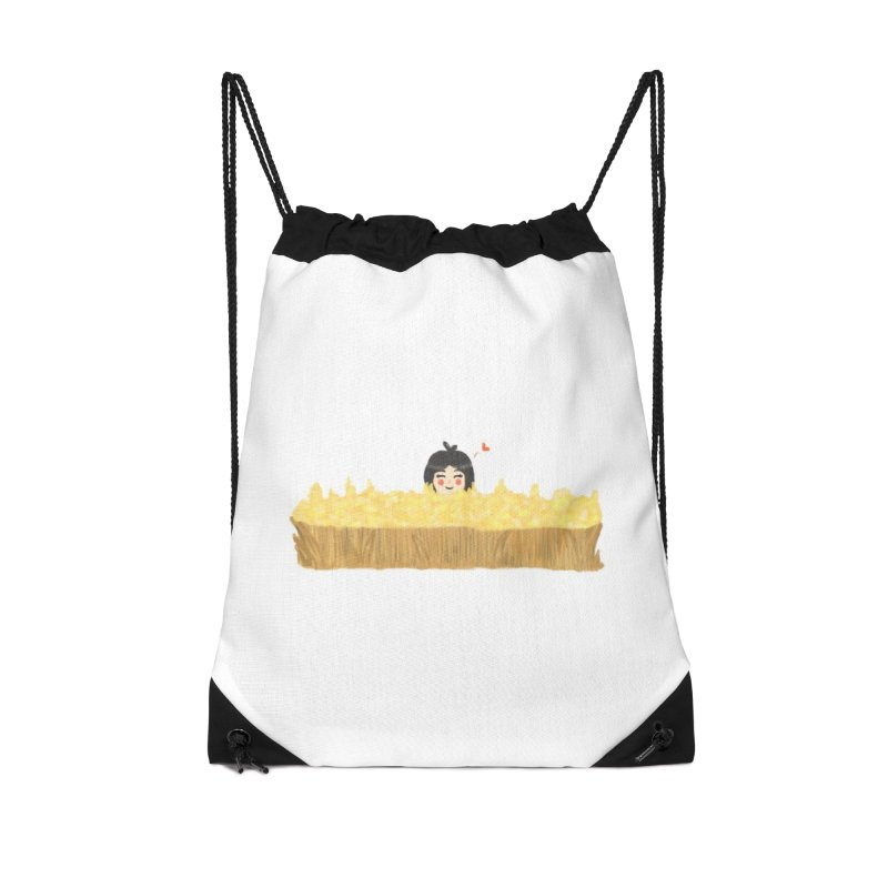 Sweet little girl Accessories Bag by DuMBSTRaCK CLoTH iNK PROJECT