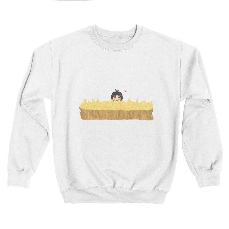 Sweet little girl Women's Sweatshirt by DuMBSTRaCK CLoTH iNK PROJECT