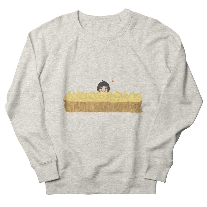 Sweet little girl Men's Sweatshirt by DuMBSTRaCK CLoTH iNK PROJECT