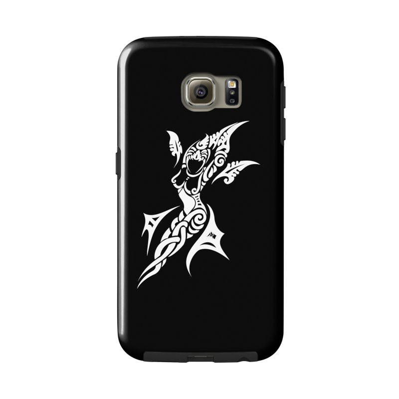 Mother One White Accessories Phone Case by DuMBSTRaCK CLoTH iNK PROJECT