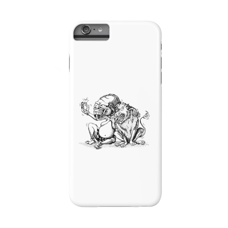 Celuluk Leo Accessories Phone Case by DuMBSTRaCK CLoTH iNK PROJECT