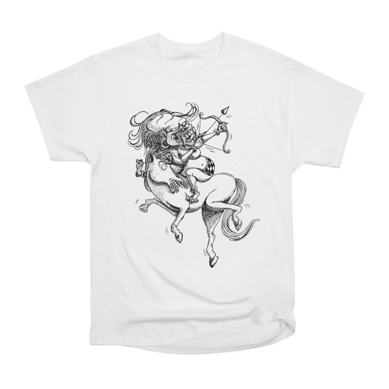 Celuluk Sagitarius Women's T-Shirt by DuMBSTRaCK CLoTH iNK PROJECT