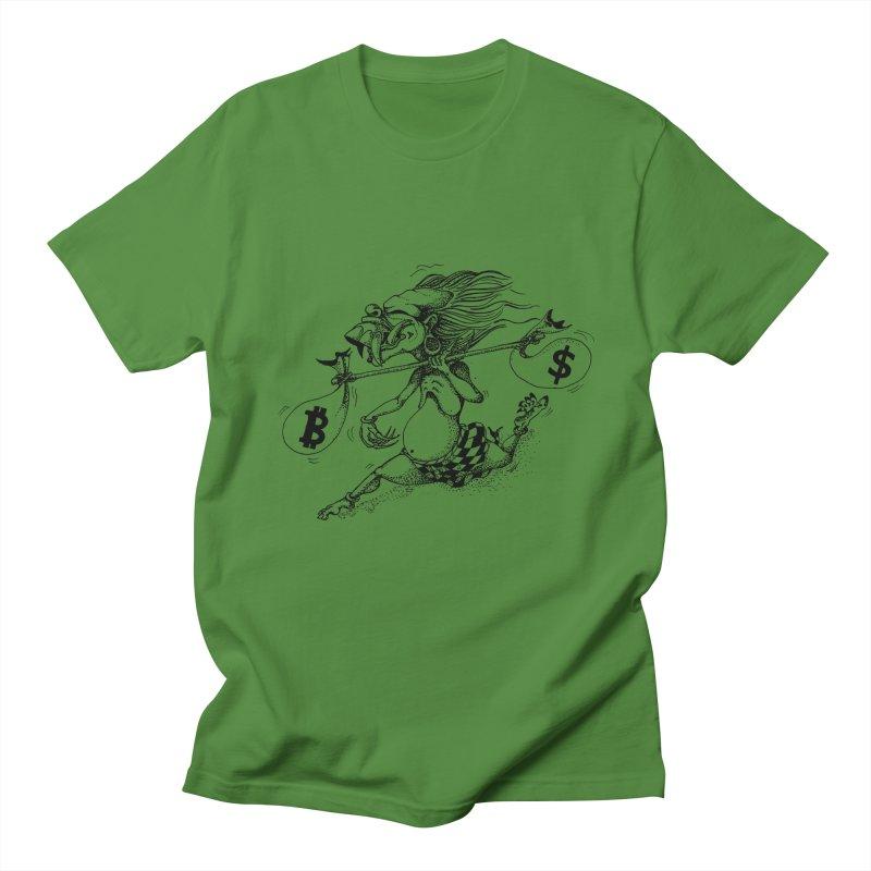 Celuluk Libra Men's Regular T-Shirt by DuMBSTRaCK CLoTH iNK PROJECT
