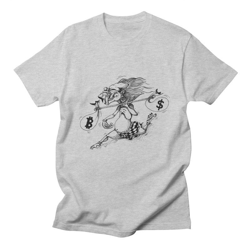 Celuluk Libra Men's T-Shirt by DuMBSTRaCK CLoTH iNK PROJECT