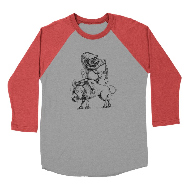 Celuluk Taurus Men's Longsleeve T-Shirt by DuMBSTRaCK CLoTH iNK PROJECT