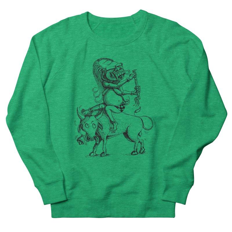 Celuluk Taurus Women's Sweatshirt by DuMBSTRaCK CLoTH iNK PROJECT