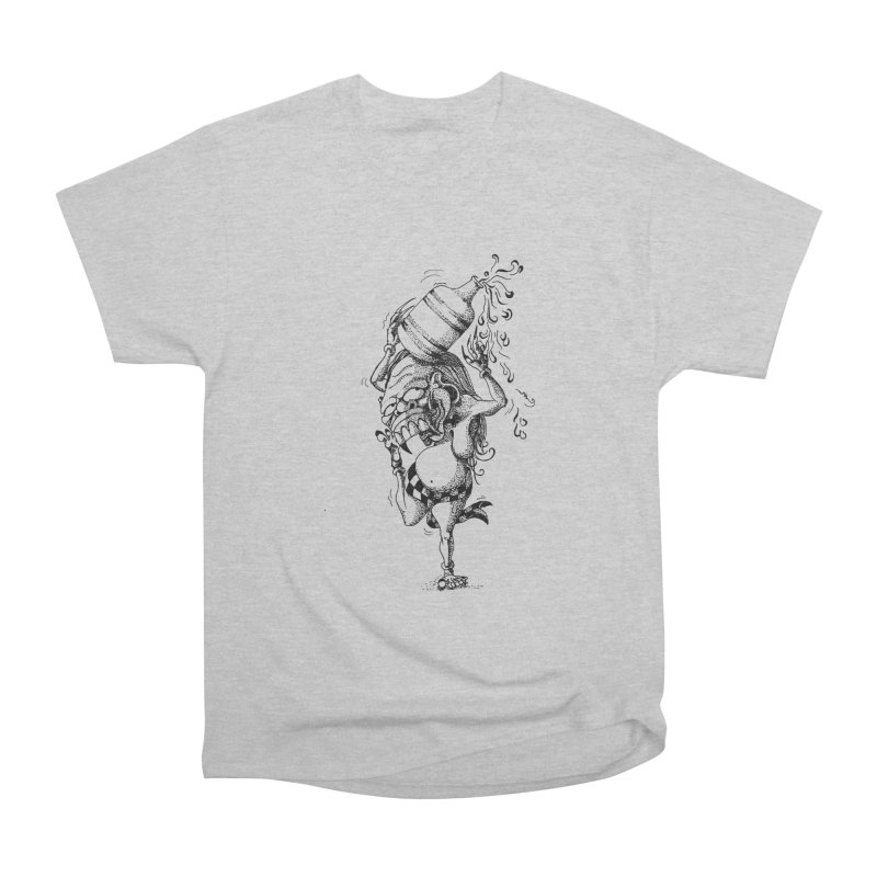 Celuluk Aquarius Men's T-Shirt by DuMBSTRaCK CLoTH iNK PROJECT