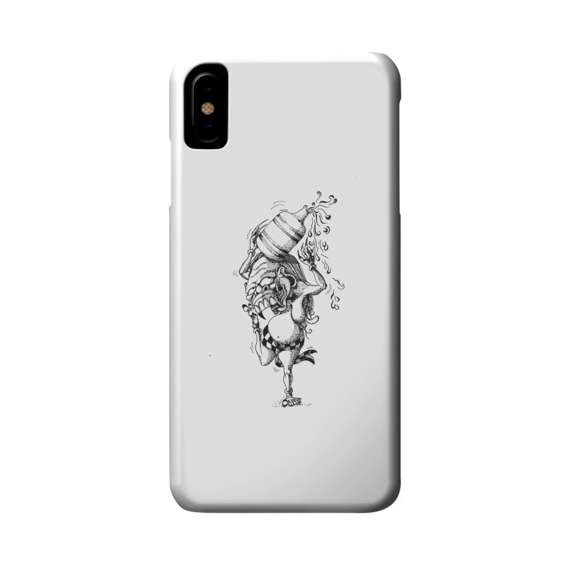 Celuluk Aquarius Accessories Phone Case by DuMBSTRaCK CLoTH iNK PROJECT