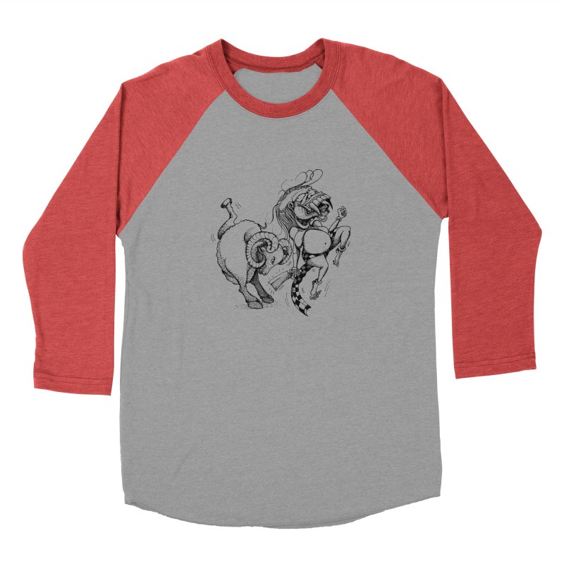 Celuluk Aries Men's Longsleeve T-Shirt by DuMBSTRaCK CLoTH iNK PROJECT