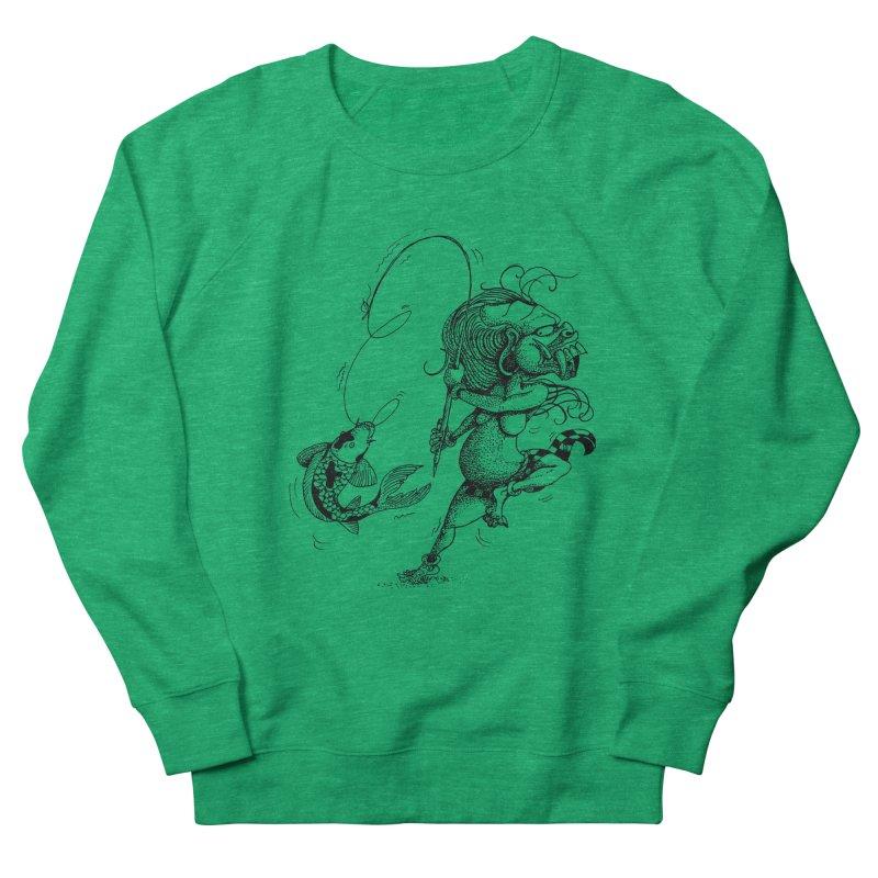Celuluk Pisces Women's Sweatshirt by DuMBSTRaCK CLoTH iNK PROJECT