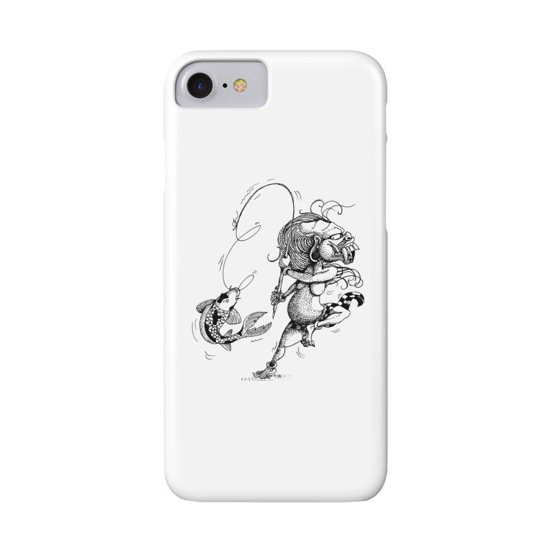 Celuluk Pisces Accessories Phone Case by DuMBSTRaCK CLoTH iNK PROJECT