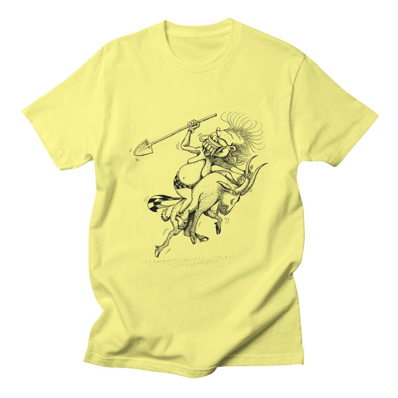 Celuluk Capricorn Men's T-Shirt by DuMBSTRaCK CLoTH iNK PROJECT