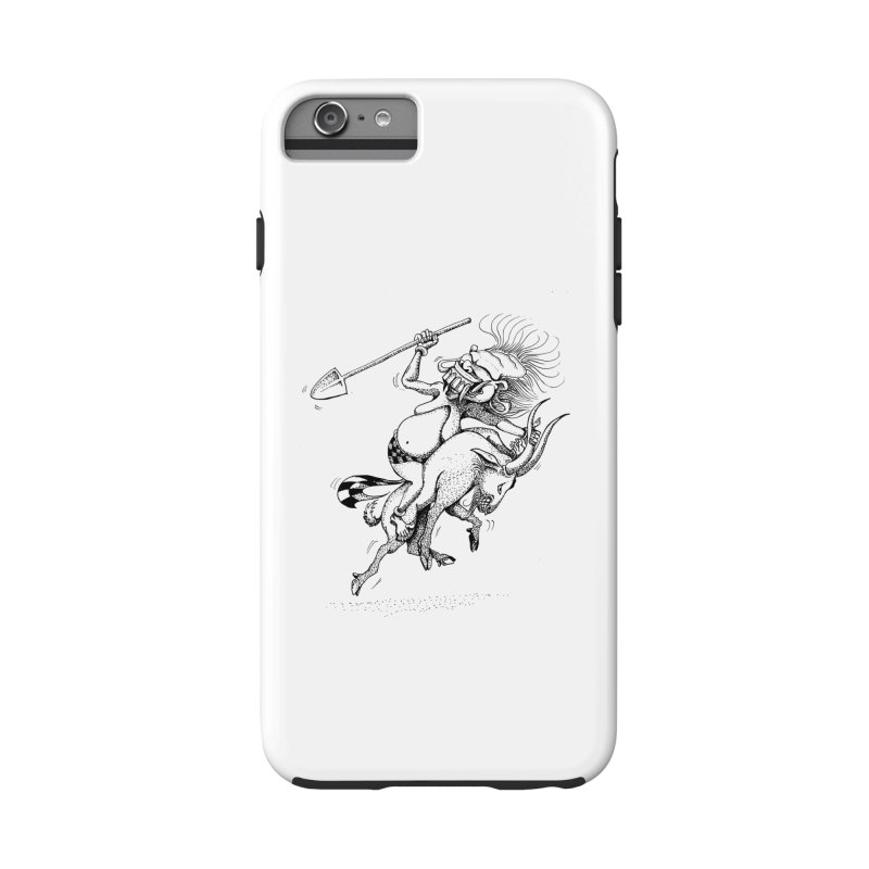 Celuluk Capricorn Accessories Phone Case by DuMBSTRaCK CLoTH iNK PROJECT