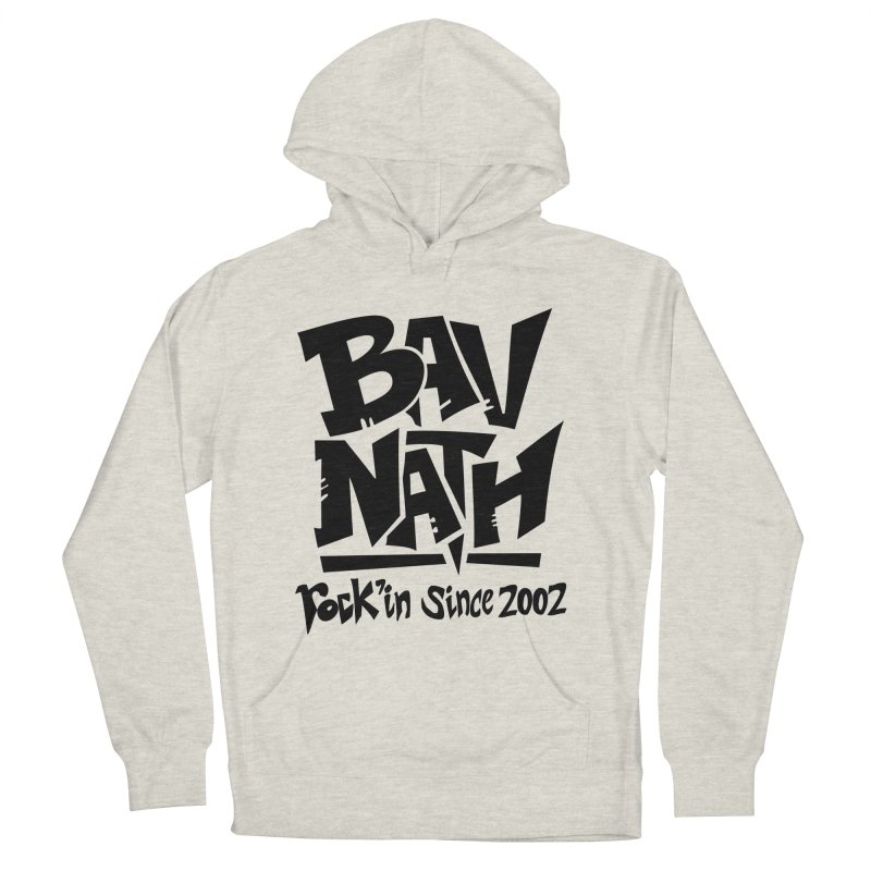 Bavnath Women's French Terry Pullover Hoody by DuMBSTRaCK CLoTH iNK PROJECT